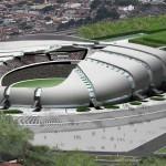 Arena das Dunas - Stadions WK 2014