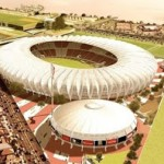 Estádio Beira Rio - Stadions WK 2014