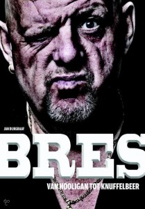 Boek Henk Bres - van hooligan tot knuffelbeer