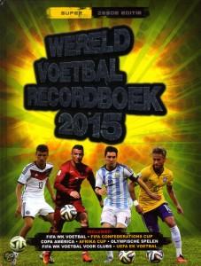 Wereld voetbal recordboek 2015