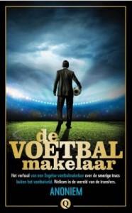 Boek De voetbalmakelaar
