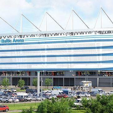 Arena Baltika - stadions WK 2018