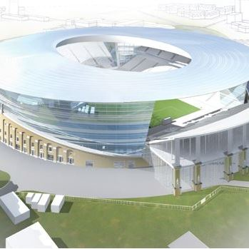 Ekaterinburg centraal stadion - stadions WK 2018