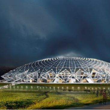 Samara Arena - stadions WK 2018