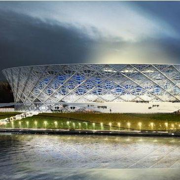 Volgograd Arena - stadions WK 2018